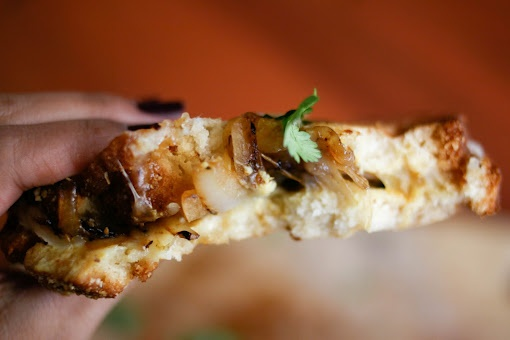 sandwich caramelized onion and goat cheese tartlets caramelized onion ...