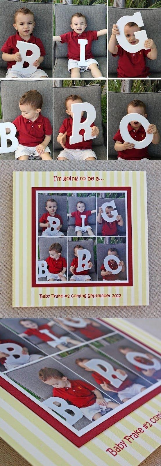 Pregnancy Announcement by Sandra walker