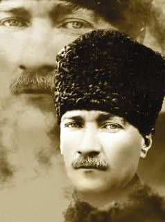 Mustafa Kemal Ataturk; Founder of modern day Turkey.