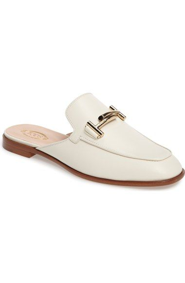 TOD'S Double T Mule (Women). #tods #shoes #sandals