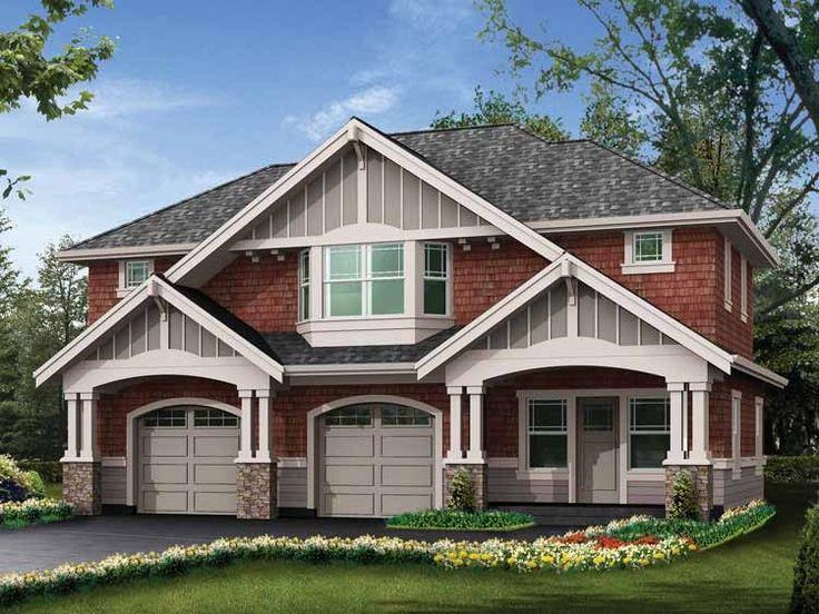 Craftsman Detached Garage Plans Home design ideas