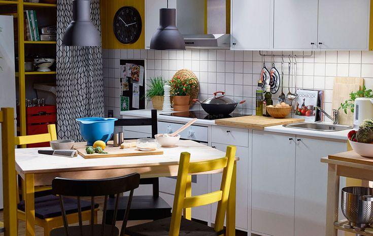 Mejores 10 im genes de espacios verdes en pinterest for Ikea cita cocinas