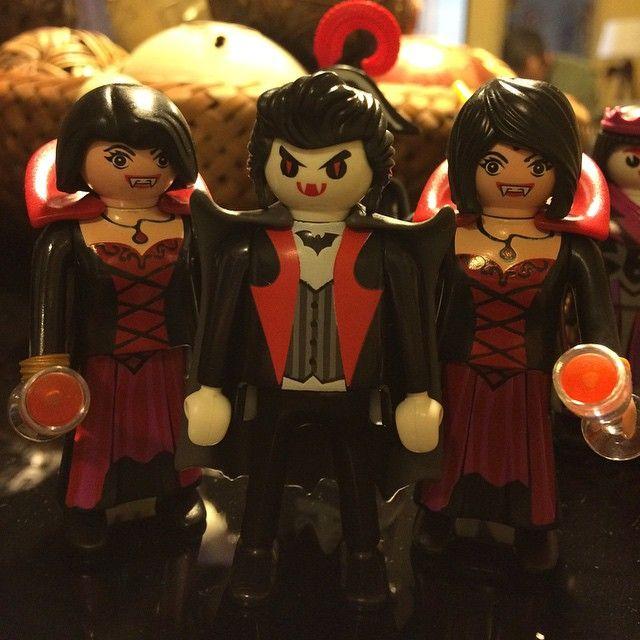 #Playmobil #halloween