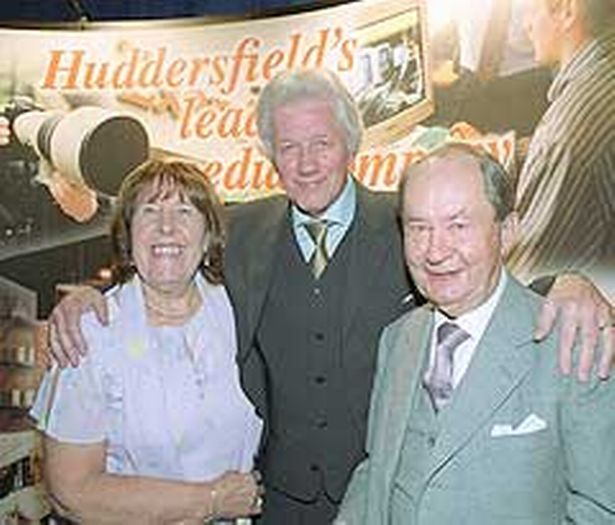Kathy Staff ('Nora Batty'), Roy Clarke OBE (comedy writer best-known for creating Last of the Summer Wine, Keeping Up Appearances, and Open All Hours), and Peter Sallis OBE ('Clegg')