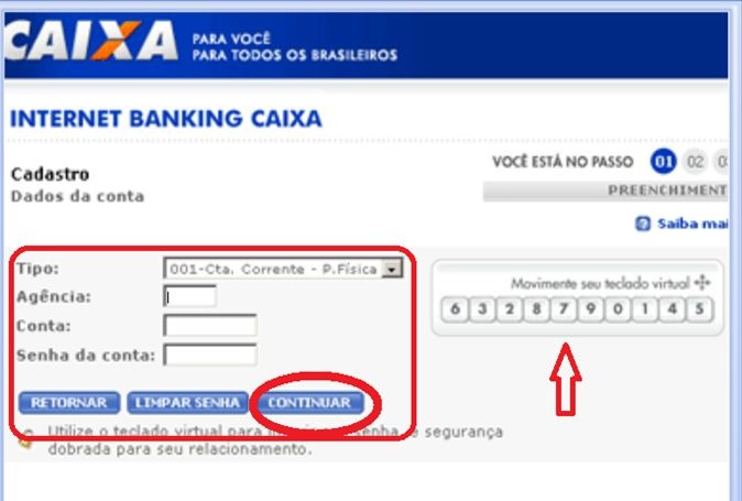 www.caixa.gov.br \u2013 O Site da Caixa que traz mais Facilidade e Comodidade na Hora de Acessar sua Conta.\n | BancoNet #financeiro #banconet2 #banconet