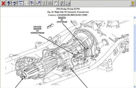 2002 dodge durango oxygen sensor location furthermore 2001 ... dodge caravan o2 sensor wiring diagram #9