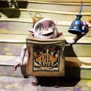 1000 Images About Box Trolls On Pinterest Cute Photos