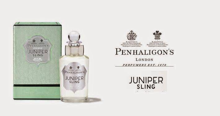 Profumeria Artemisia: Juniper Sling by Penhaligon's