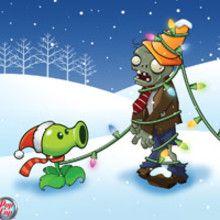 Plants Vs Zombies Christmas 470