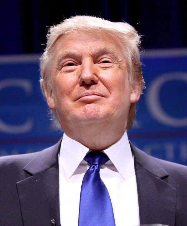 Donald Trump Height Weight Biceps Size and Body Measurements  CelebWikis