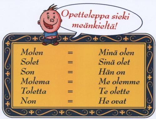 Recursos Lingüísticos Para Aprender Finés. Fotografía extraída de Wikipedia. Autor: Mestos