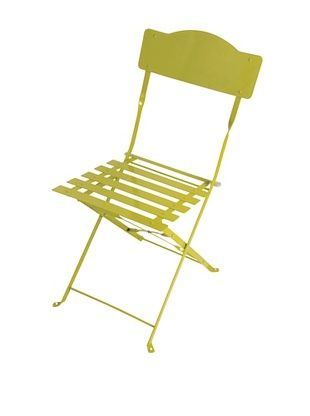 41% OFF Esschert Design USA Foldable Chair, Green