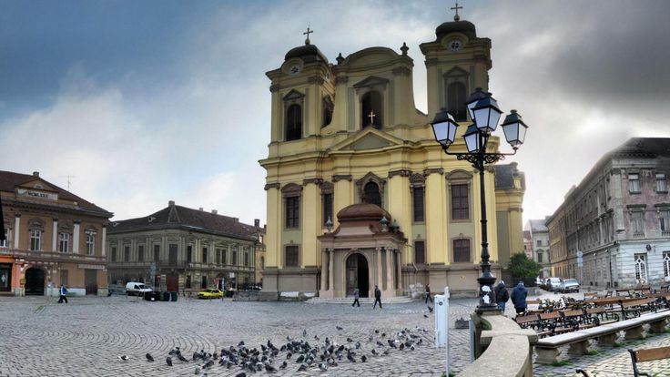 An ancient Ottoman capital surfaces In the Romanian city of Timisoara, a world is emerging that all but vanished centuries ago.