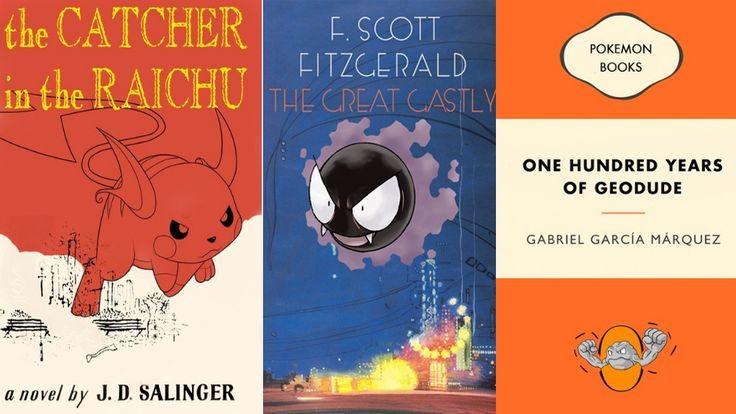 You Gotta Read These 10 Hilarious Book-Related 'Pokémon GO' Jokes On Twitter