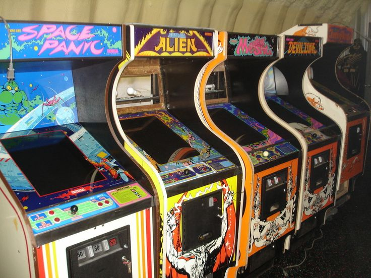 Arcade Sim Daddy Screenshots Hookup Dream Game Galaga