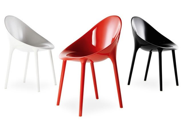 Kartell Super Impossible Chair by Starck