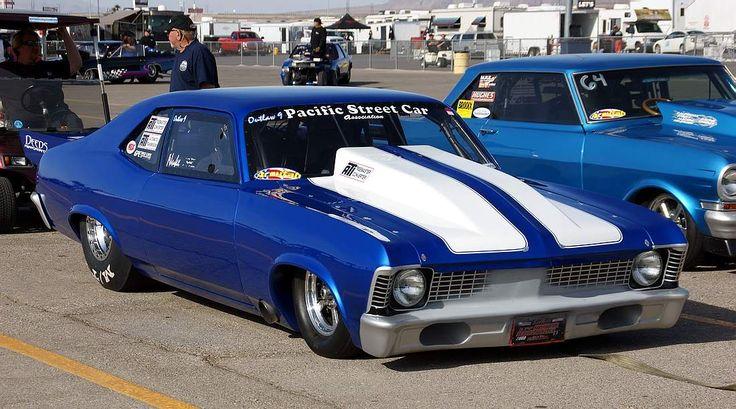 Chevy  Drag Car