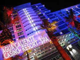 Spa Resort Casino Downtown Palm Springs, 401 East Amado Road, Palm Springs, CA 92262, USA. - Buscar con Google