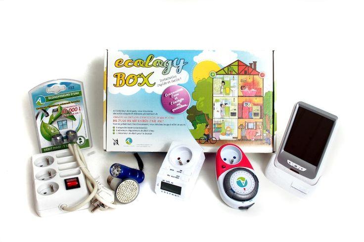 Ecology Box ®. © Azzura Lights - Tous droits réservés.