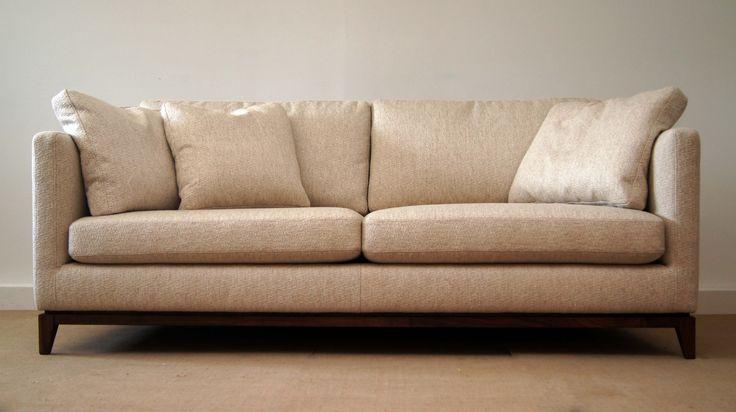 Classic thin tuxedo arm  sofa