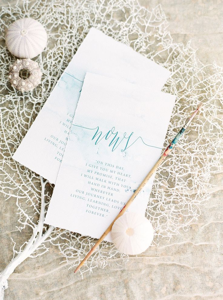Want to Elope by the Sea? This is Where You Should Do It. www.atelier-invitations.gr