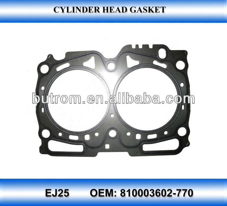 Auto spare parts for EJ25 cylinder head gasket OEM 810003602 - 770