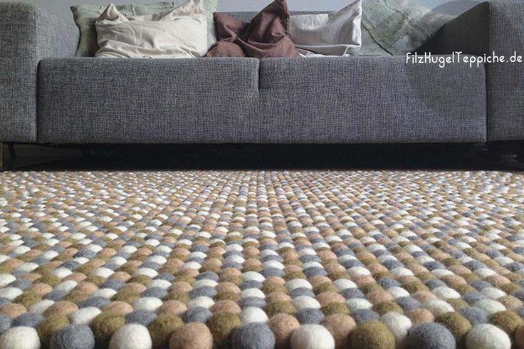 Wussten Sie, dass Sie bei  #Sukhi Ihren #Teppich einfach und schnell selbst gestalten können? Wählen Sie Modell, Farben, Muster und Größe und herstellen Sie Ihr eigenes Kunststück! Unsere Empfehlung für den #Winter? #Filzkugeln! Erfahren Sie mehr hier: http://www.sukhi.de/shop/filzkugelteppiche/spezialangefertigt.html