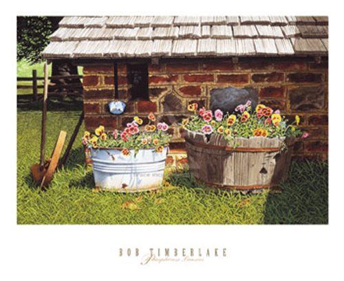 Bob Timberlake Paintings Bob Timberlake Kunstdruck