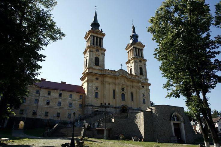 Manastirea franciscana din Radna