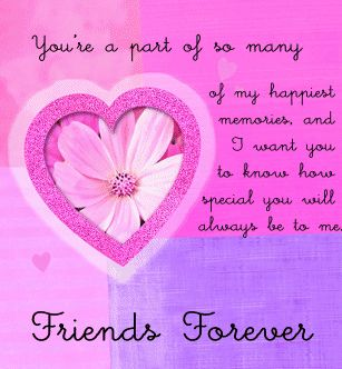 Cute Best Friends Forever Quotes | Friends forever orkut scraps, best friends myspace comments and quotes ...
