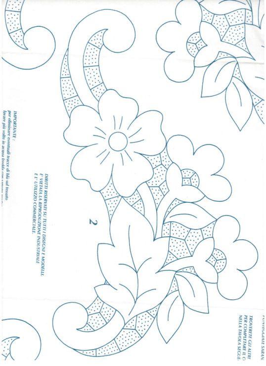 Gallery.ru / Фото #181 - disegni ricamo - antonellag