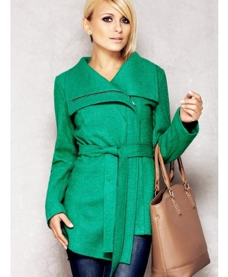Kurtka Model M012 Green - Moda damska - 2012 - TrendCity.pl