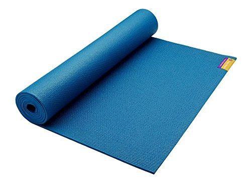 Hugger Mugger Tapas Ultra Yoga Mat Indigo