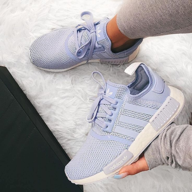 Adidas NMD R1 Light Purple Shoes | Addidas shoes, Shoes sneakers ...