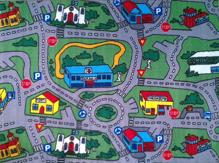 KIDS RUGS & Mats Lightyear Imports Childrens Play Mats Kids RUGS