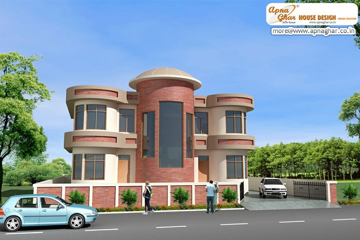 Bedrooms Duplex House Design in 360m2 (18m X 20m).Click on this link ...