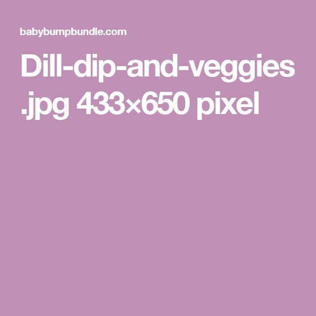 Dill-dip-and-veggies.jpg 433×650 pixel