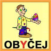 Pexeso: Vyjmenovaná slova B
