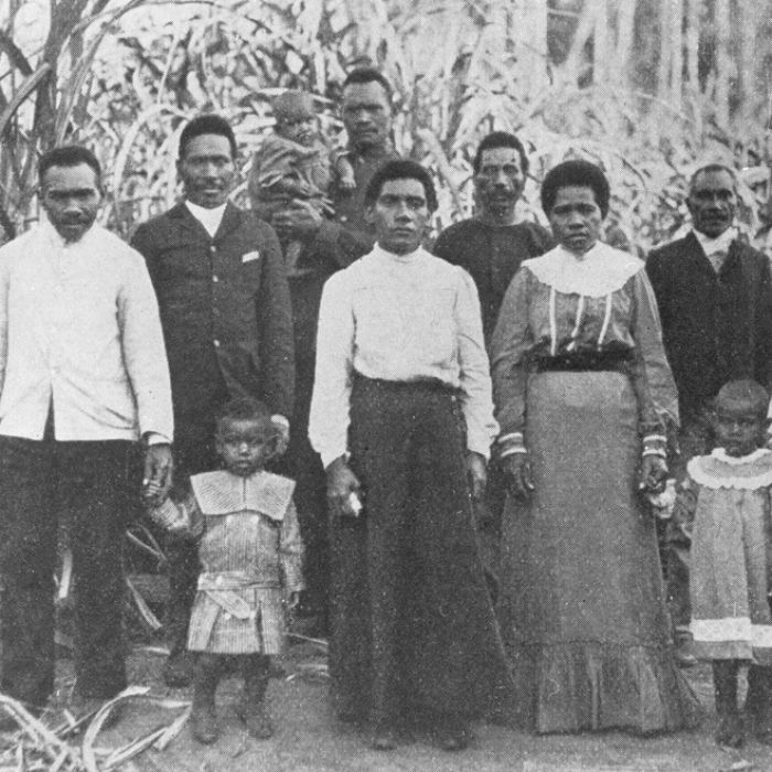 Starting from the 1860s, tens of thousands of Pacific Islanders were lured, tricked or kidnapped to work on plantations.