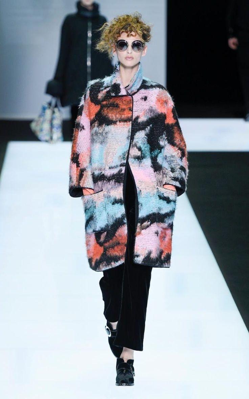The Giorgio Armani brand turns its back on fur
