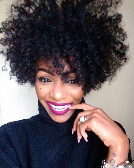 Lovely @kekecameron - http://community.blackhairinformation.com/hairstyle-gallery/natural-hairstyles/lovely-kekecameron/