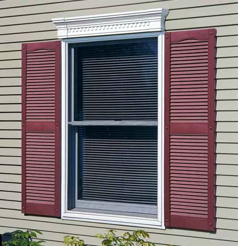 17 best ideas about exterior shutter colors on pinterest - Best spray paint for exterior shutters ...
