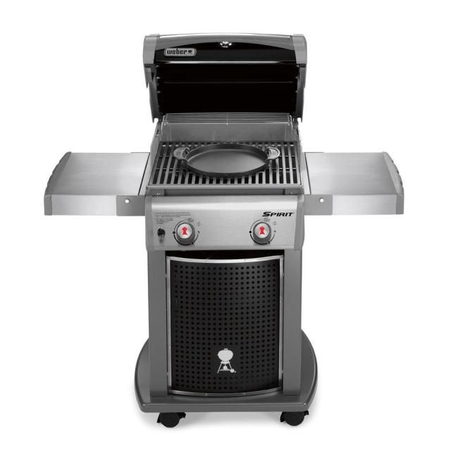 10 Smaller Grills Perfect for Your Balcony and Patio: Weber Spirit E-210 Gourmet BBQ System