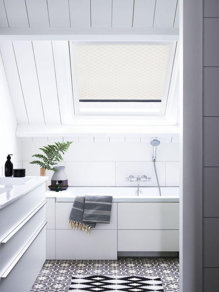 rolgordijnen voor de badkamer http://www.woninginrichtingdoetinchem.nl ...