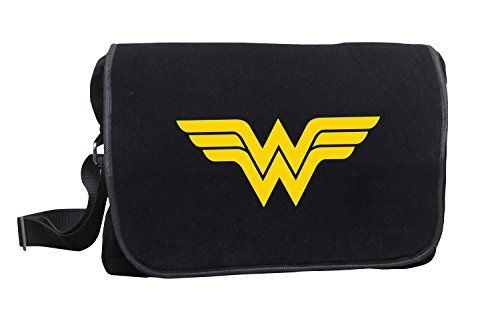 New Trending Briefcases amp; Laptop Bags: Wonder Women Yellow Logo Shoulder Bag Laptop Bag Working Bag Messenger Bag. Wonder Women Yellow Logo Shoulder Bag Laptop Bag Working Bag Messenger Bag  Special Offer: $19.95  122 Reviews Whether it is used for your laptop, or to carry your books for classes or anything else, a bag like this is always your best friend. Call it a satchel bag, messenger, or...