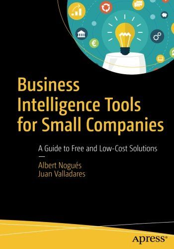Business Intelligence Tools for Small Companies Pdf Download