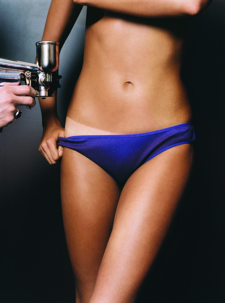 6 Tips for the Perfect Spray Tan