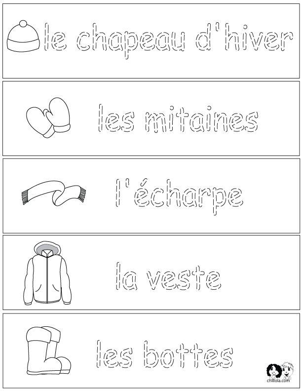 1000 images about french worksheets for children fran ais activit s imprimer on pinterest. Black Bedroom Furniture Sets. Home Design Ideas