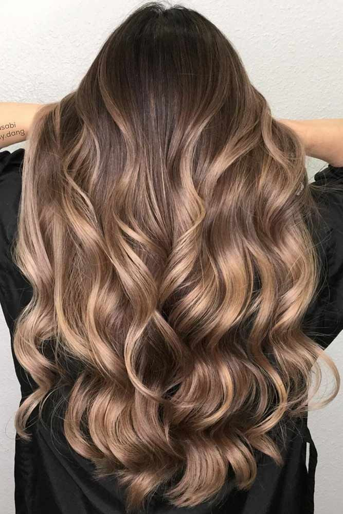 Balayage Vs Ombre Difference Almina Hairstyle Pinterest