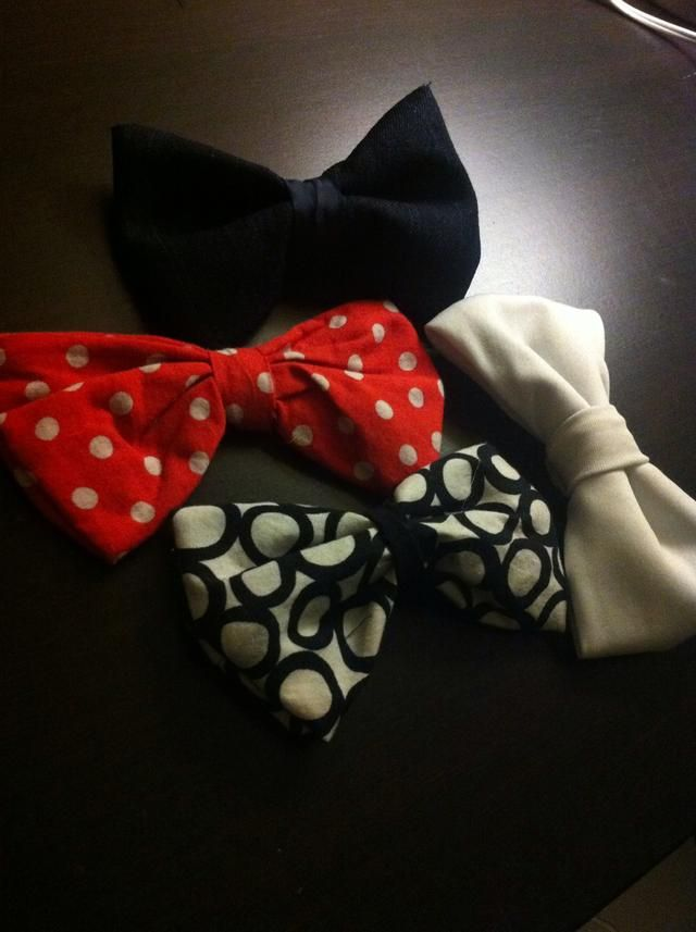 how to make a paper bow tie instructions